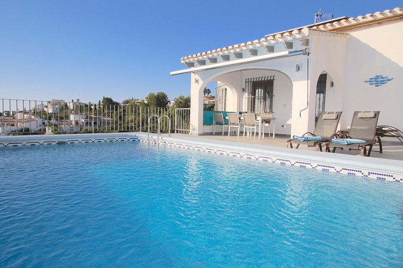 Villa Alta Vista, Monte Pego, location de vacances à Denia