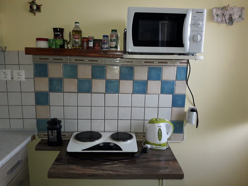 Fully eguipped kitchen