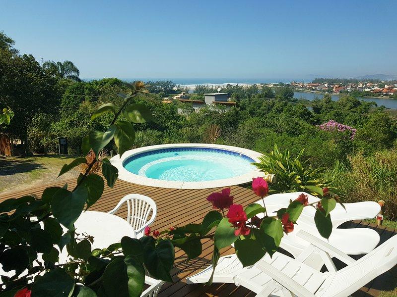 Sagittarius - (Bangalô 3), holiday rental in Ibiraquera