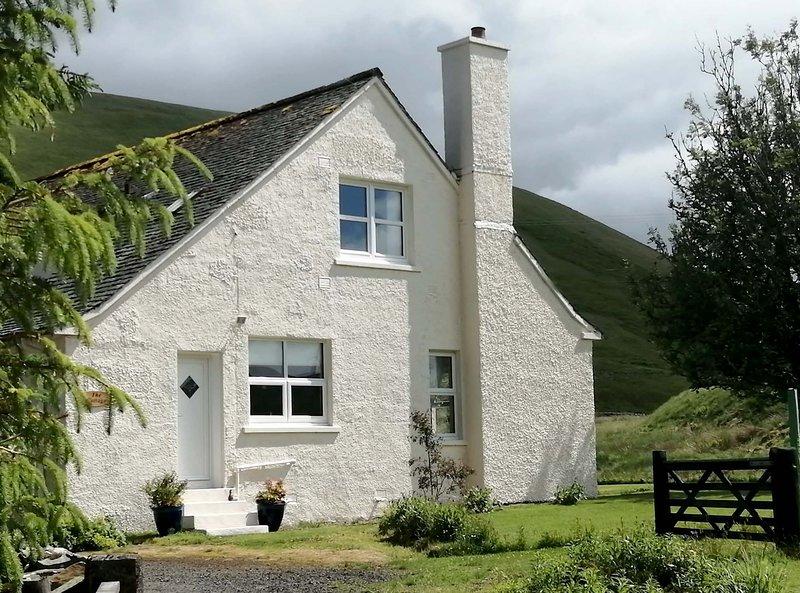 The Cottage at Campbells Fudge – semesterbostad i Biggar