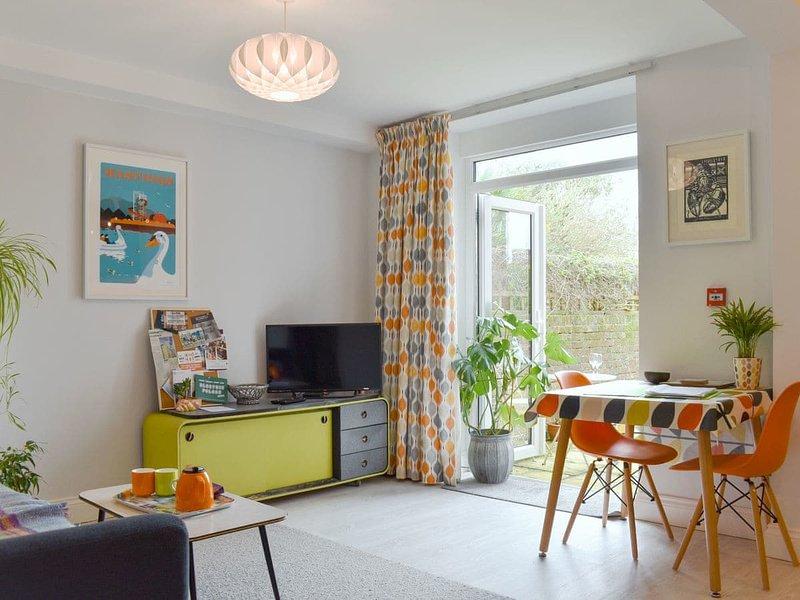 The Garden Flat, aluguéis de temporada em St Leonards-on-Sea
