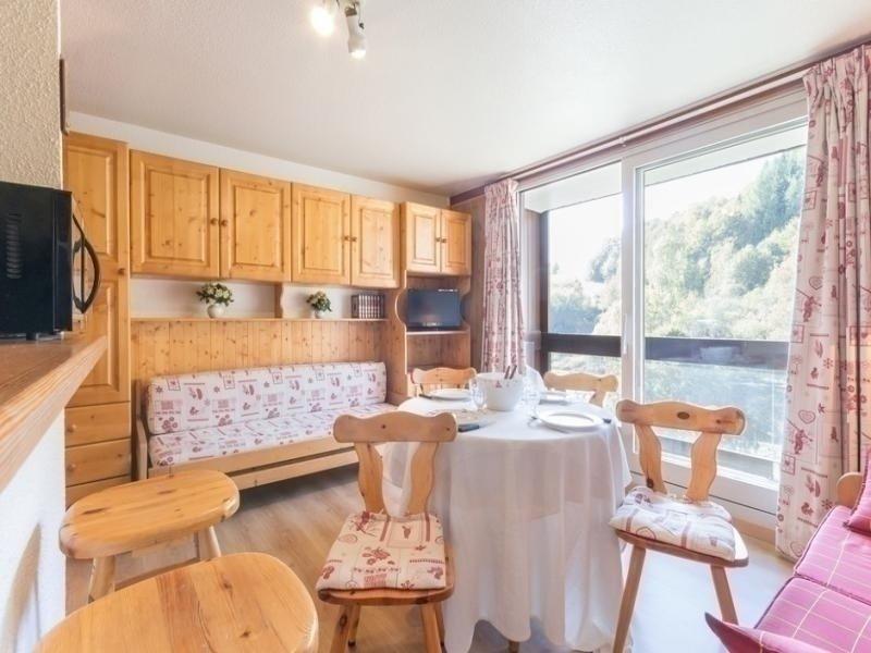 BEAU STUDIO DE 31 M² AVEC BELLE VUE SUR LES PISTES, holiday rental in Le Corbier
