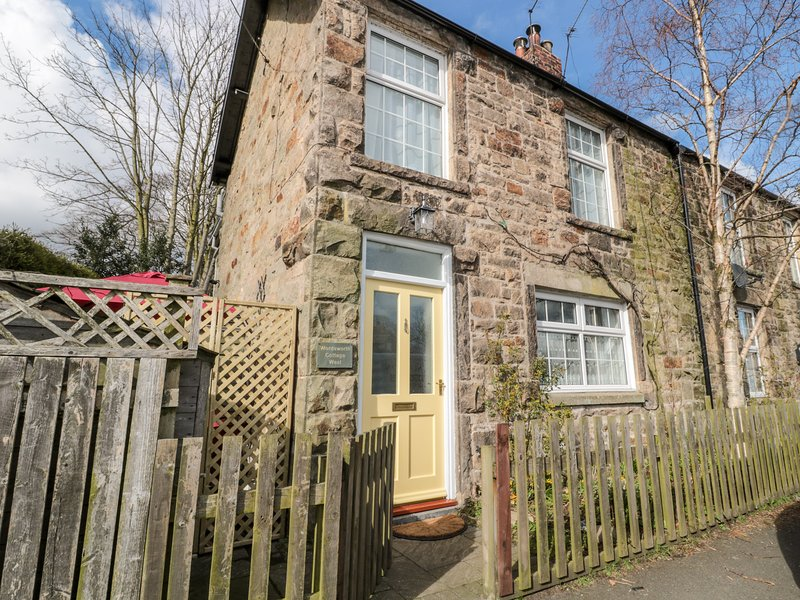 Wordsworth Cottage West, Longframlington, holiday rental in Longframlington