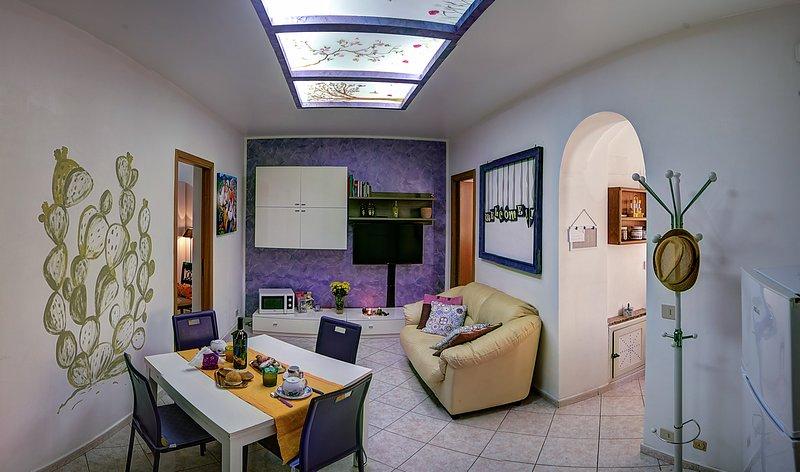 My House Palermo Appartamento ideale per le vostre vacanze a Palermo, holiday rental in Contessa Entellina