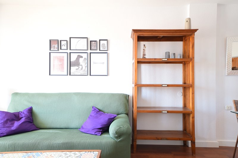 Candelaria - Rest Apartment / Sea view, location de vacances à Brillasol