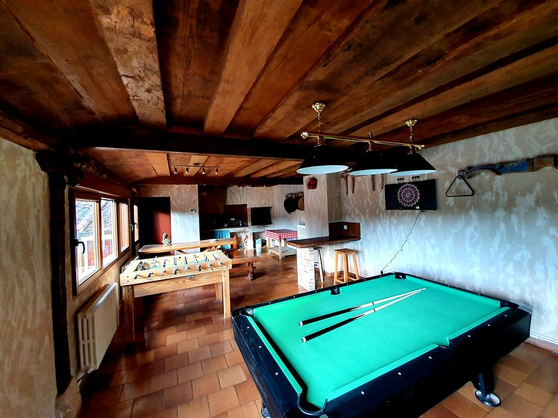 CASA RURAL LA FUENTE DEL POVAL. CABALLAR. SEGOVIA., vacation rental in Torreiglesias
