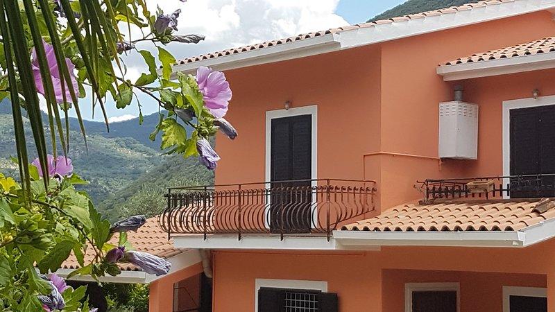 La Casa del Mosileo, vakantiewoning in Brienza