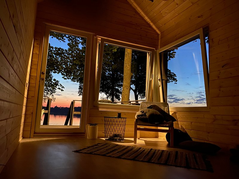 Tree House 'Linde', alquiler de vacaciones en Letonia