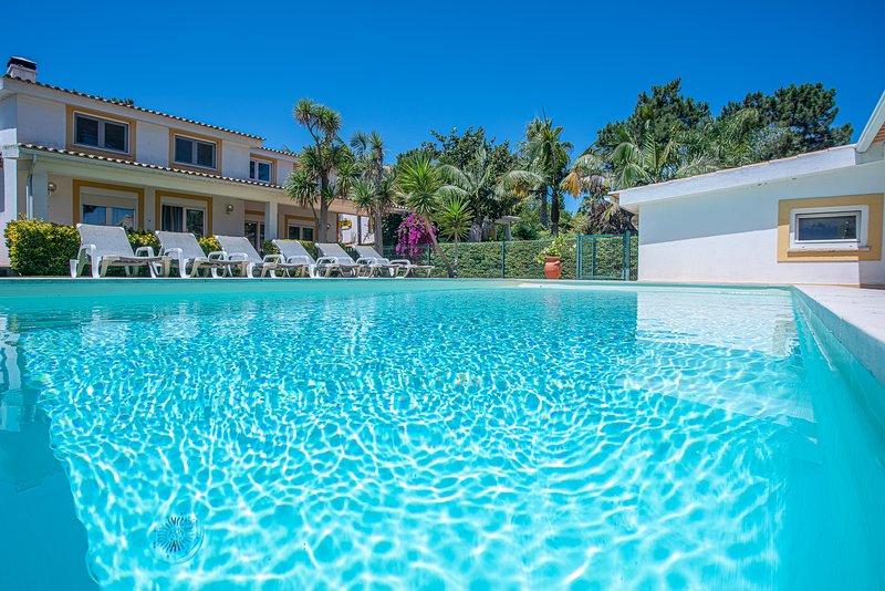 Villa Isabel, holiday rental in Fernao Ferro