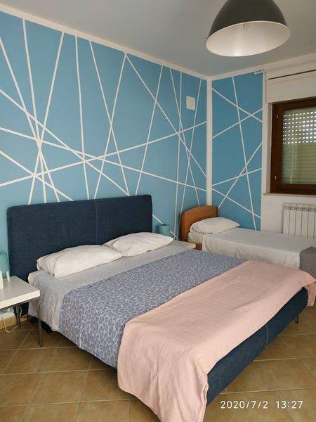 CASA MARE RICCIO APP.TO 5 POSTI, vacation rental in Tollo