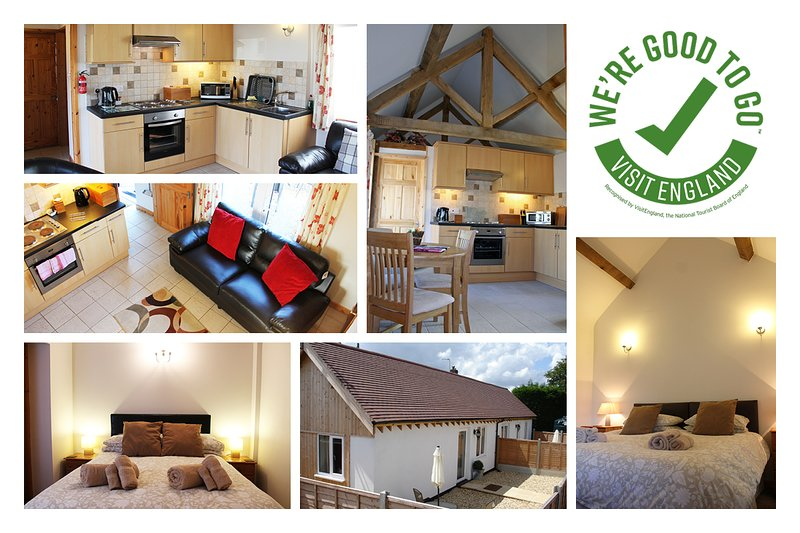 The Workshop, holiday rental in Offenham