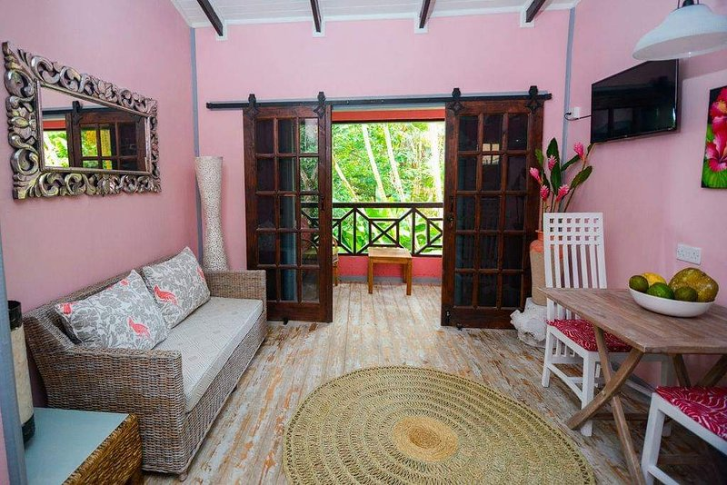Howelton Estate Apartments (Hibiscus), alquiler de vacaciones en Dennery