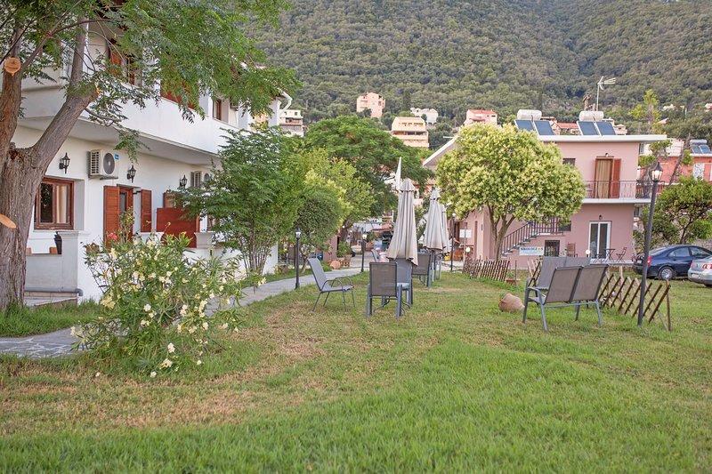 Corfu Sunset Estate - Fully equipped Garden Retreat, vacation rental in Ipsos
