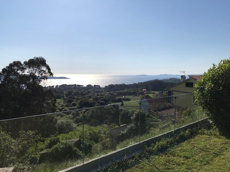 Beluso Rías Baixas, holiday rental in Castrelo