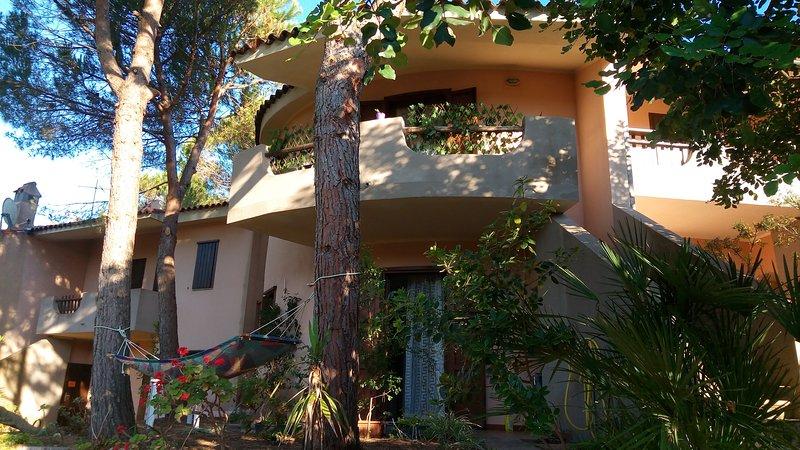 Green House - Woods And Beaches - Sardinia, holiday rental in Putzu Idu