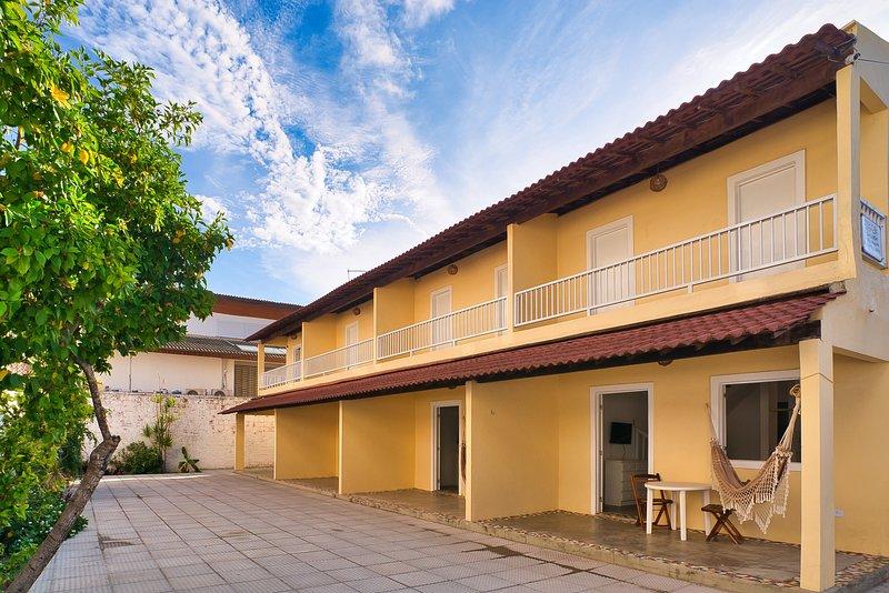 Terra do Sol Aparts - Porto de Galinhas, alquiler de vacaciones en Estado de Pernambuco
