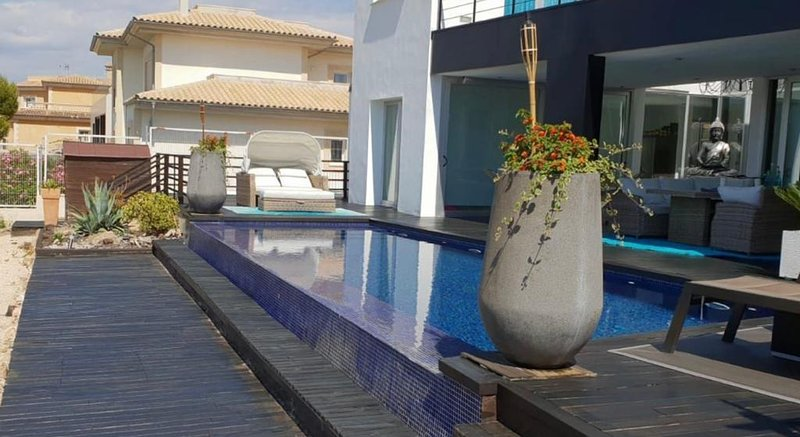 Magnifica Villa en Sa Torre Llucmayor, holiday rental in Puig de Ros