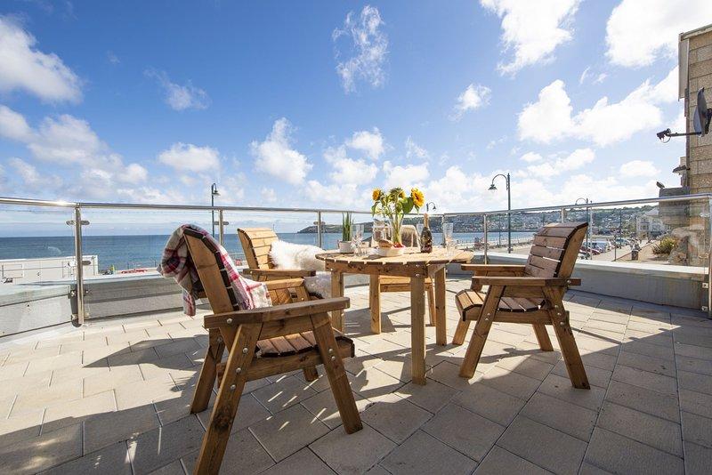 Atlantic View, vacation rental in Penzance