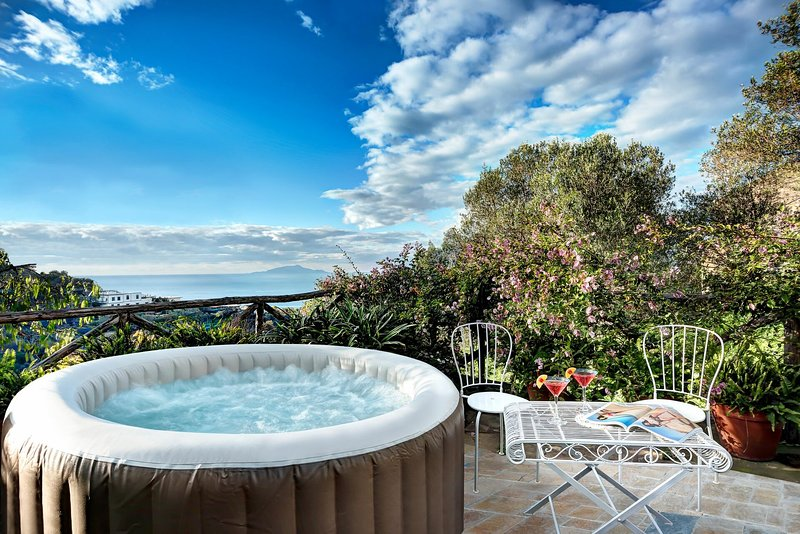 Sorrento Hills Comfort Villa – semesterbostad i Ottaviano