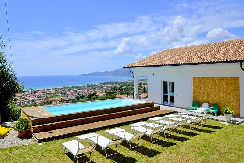 Villa Elianto, holiday rental in Ascea