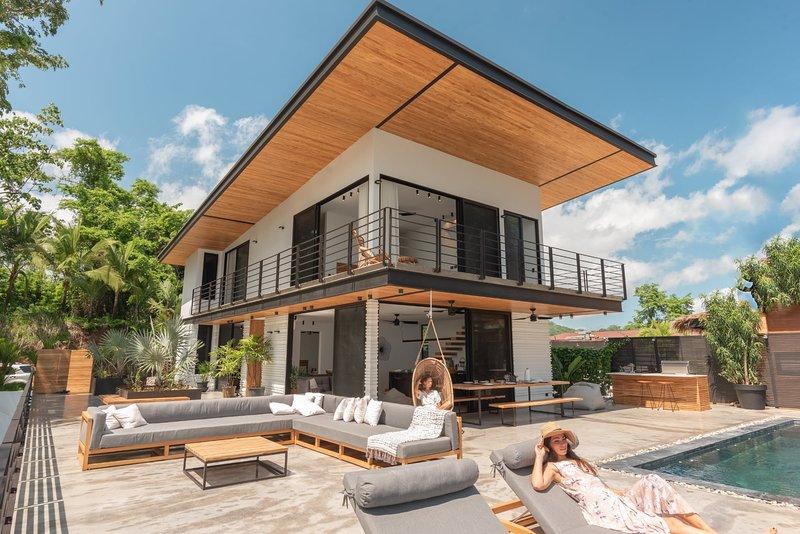 Villa Nof Yam, holiday rental in Mal Pais