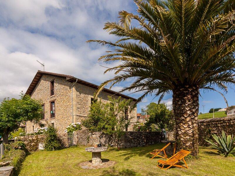 La Casona, vacation rental in Bielva