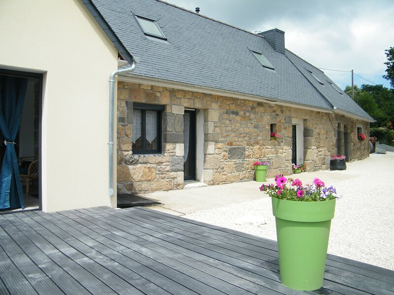 Le Guernevez, holiday rental in Ploumilliau