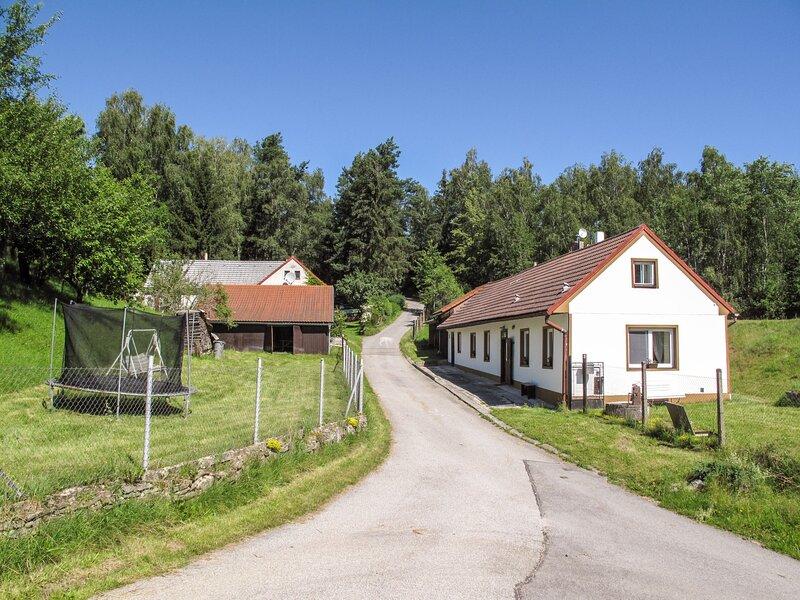 Plešovice, holiday rental in Zliv
