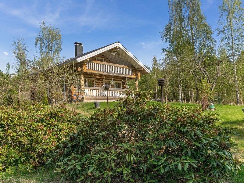 Luonnonhelma, holiday rental in Makkola
