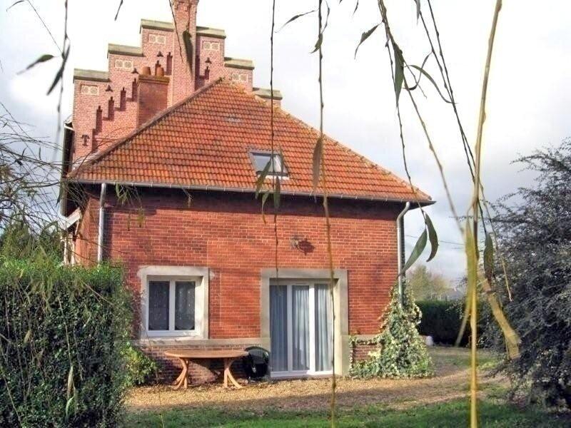 Location Gîte Pissy-Pôville, 4 pièces, 5 personnes, holiday rental in Saint-Paer