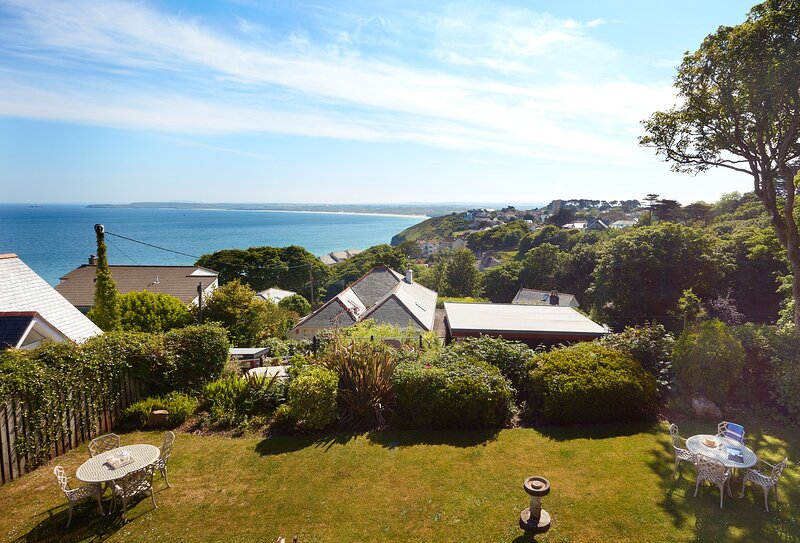 The View, vacation rental in Carbis Bay
