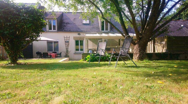Le Jardin de Léonie Maison de vacances, vacation rental in Quimper
