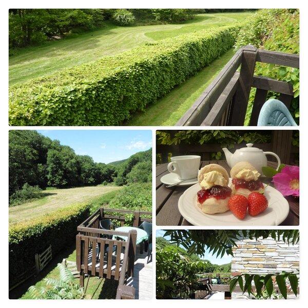 Garyvoe Cottage, Mineshop, Crackington Haven, Bude, Cornwall, holiday rental in Crackington Haven