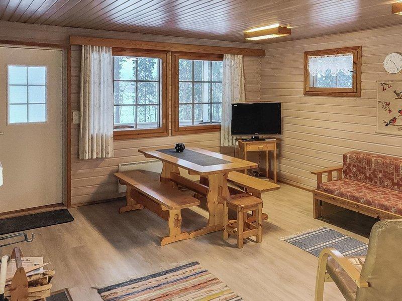 Kuusirinne, holiday rental in Oravisalo