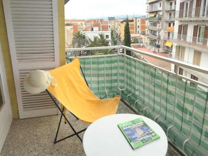 LL4B- Apartment 2 bedrooms located on the center of Roses, holiday rental in Roses