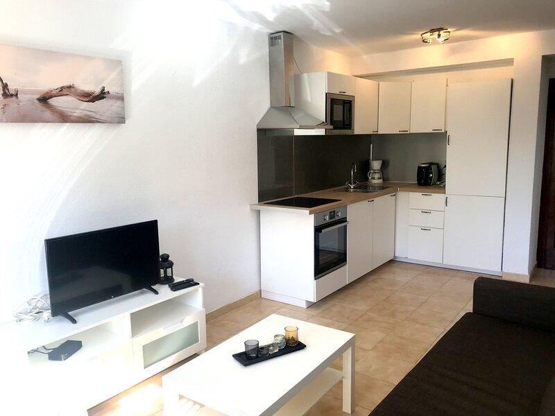 PB2E- Apartament with private parking abnd communal pool in Santa Margarita area, aluguéis de temporada em Pau