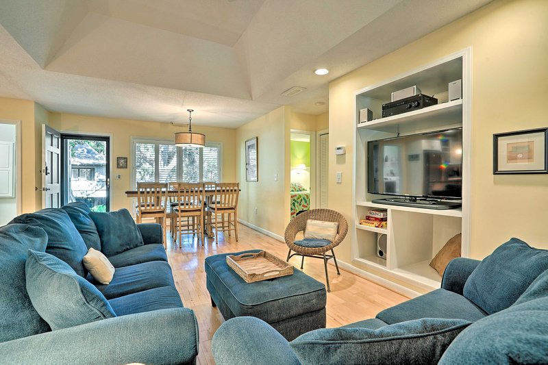 Venture to Kiawah Island for a stay at this vacation rental!