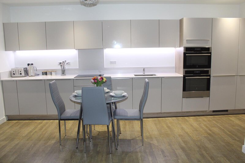 Greenwich 2 bed apartment, Great for a Family!, location de vacances à East Ham