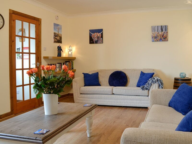 Cotton Shore, holiday rental in Peterhead