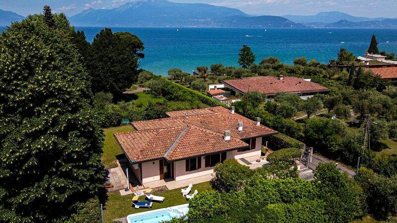 Villa Giulia, casa vacanza a Manerba del Garda