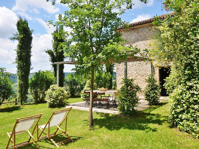 Casale Madonne delle Macchie (ORV130), aluguéis de temporada em Castiglione in Teverina