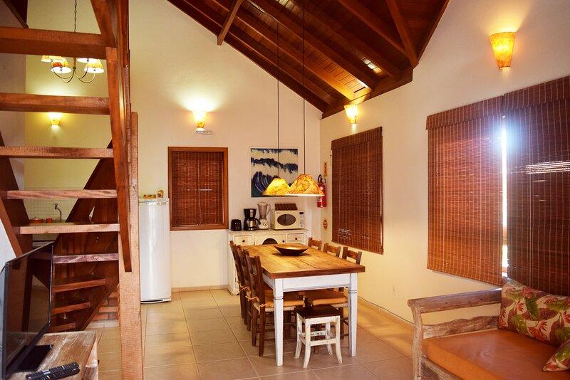 Apartamento Sol - Ibirawave, holiday rental in Ibiraquera
