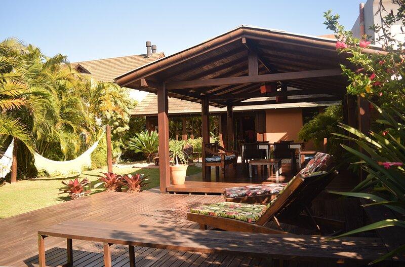 Casa Lagoa - Ibirawave, holiday rental in Imbituba