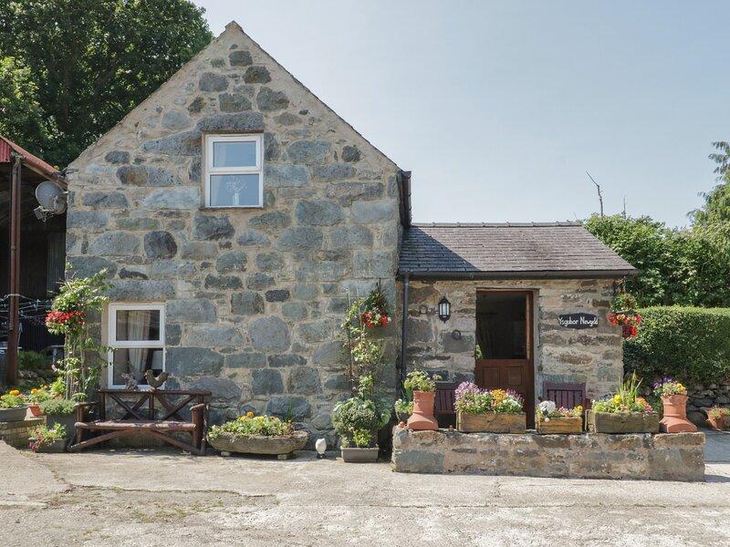 Ysgubor Newydd, Conwy, holiday rental in Llechwedd
