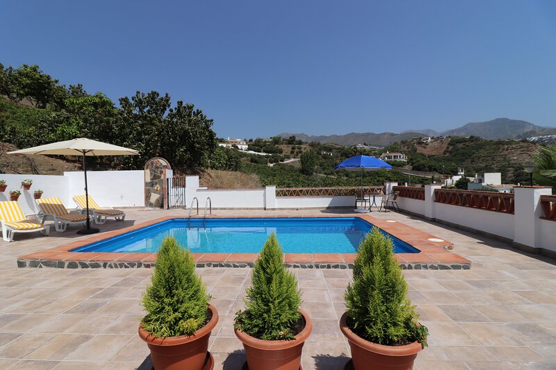 1126 Villa Algar, holiday rental in Frigiliana