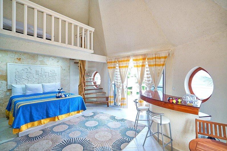 Casa Cenote Loft 4, holiday rental in Tankah Tres