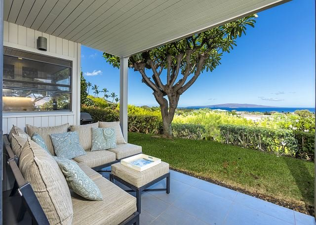 Wailea Ekolu #105 2Bd/2Ba Scenic Ocean View Great Location, Full A/C Sleeps 4, holiday rental in Maui