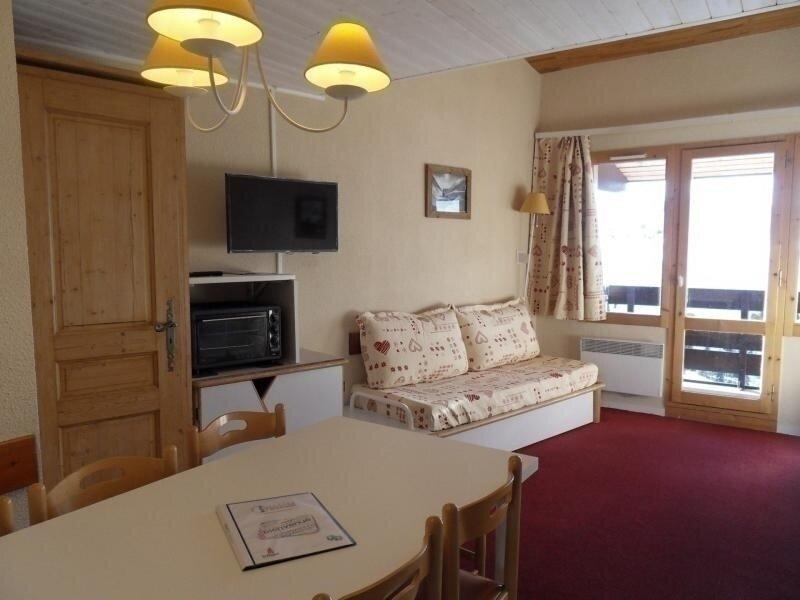 Très bel appartement au pied des pistes de 3 pièces pour 7 personnes de 45 m², vacation rental in Belle Plagne
