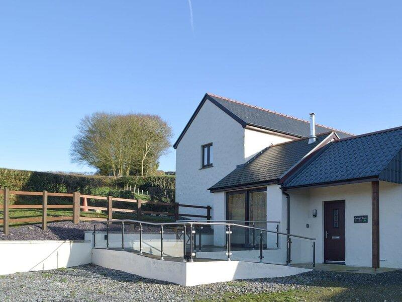 Golwg y Cwm, vacation rental in Clydey
