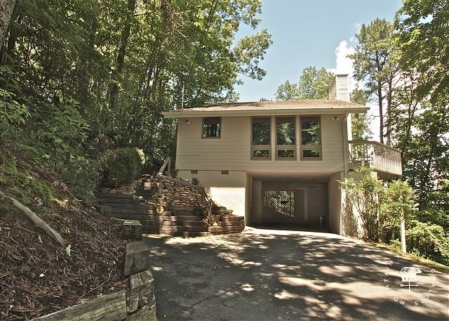 Long time favorite with our guests - private and upscale, holiday rental in Gatlinburg